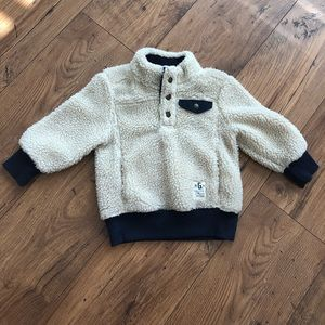 Baby Gap Sherpa Pull-over